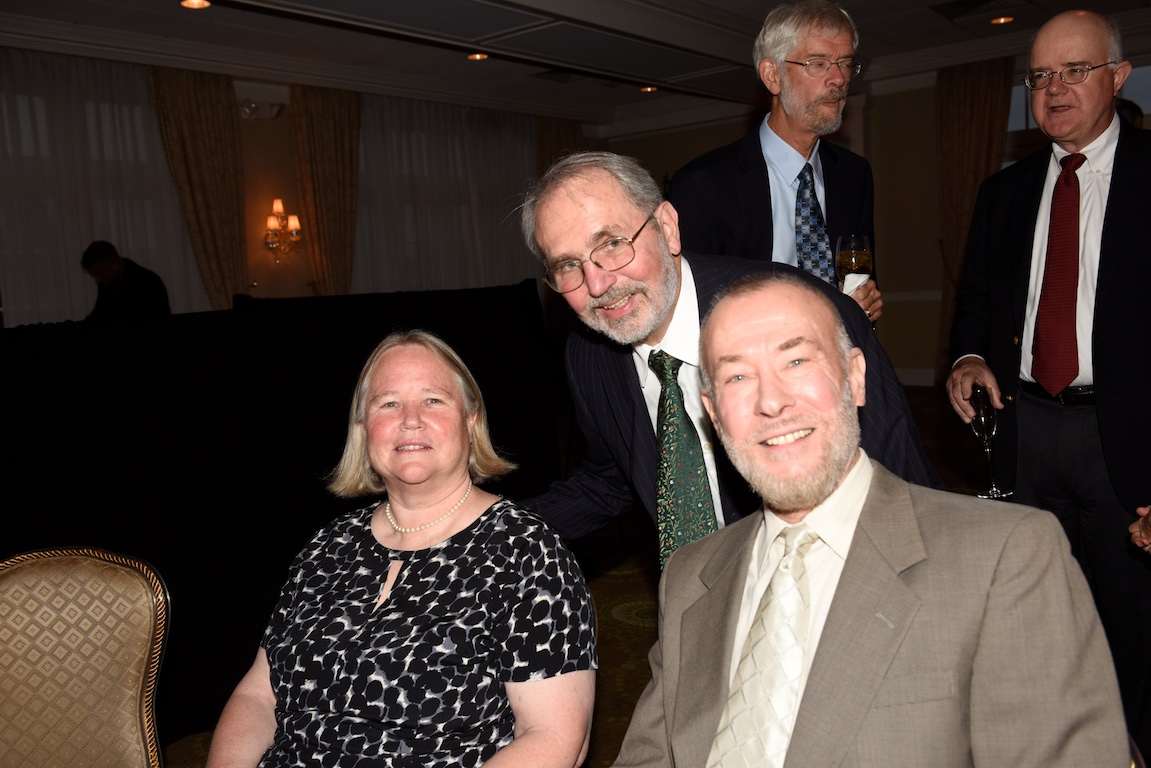 Lori Jackson, Kip Burgweger, Dan Dunson