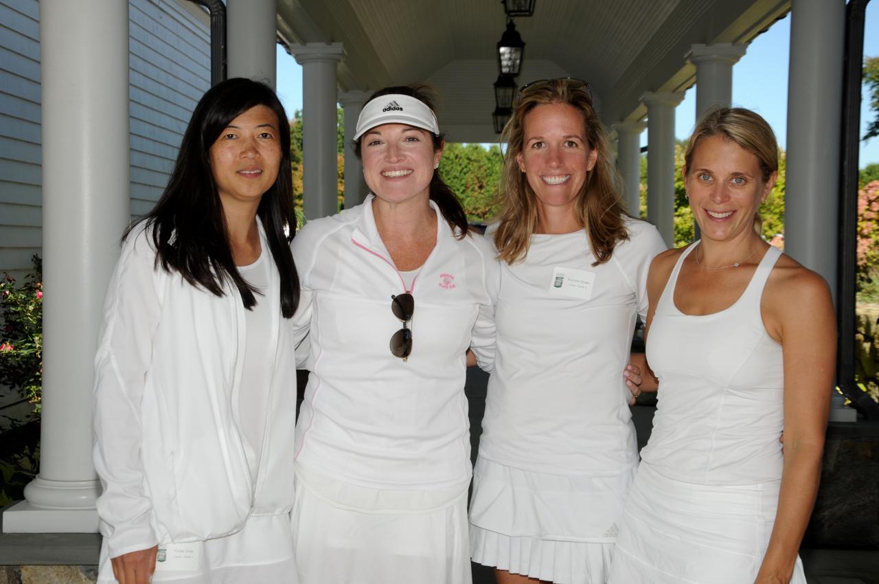 Vivian Dean, Lisa O'Hara, Victoria Quake, Ellie Wise