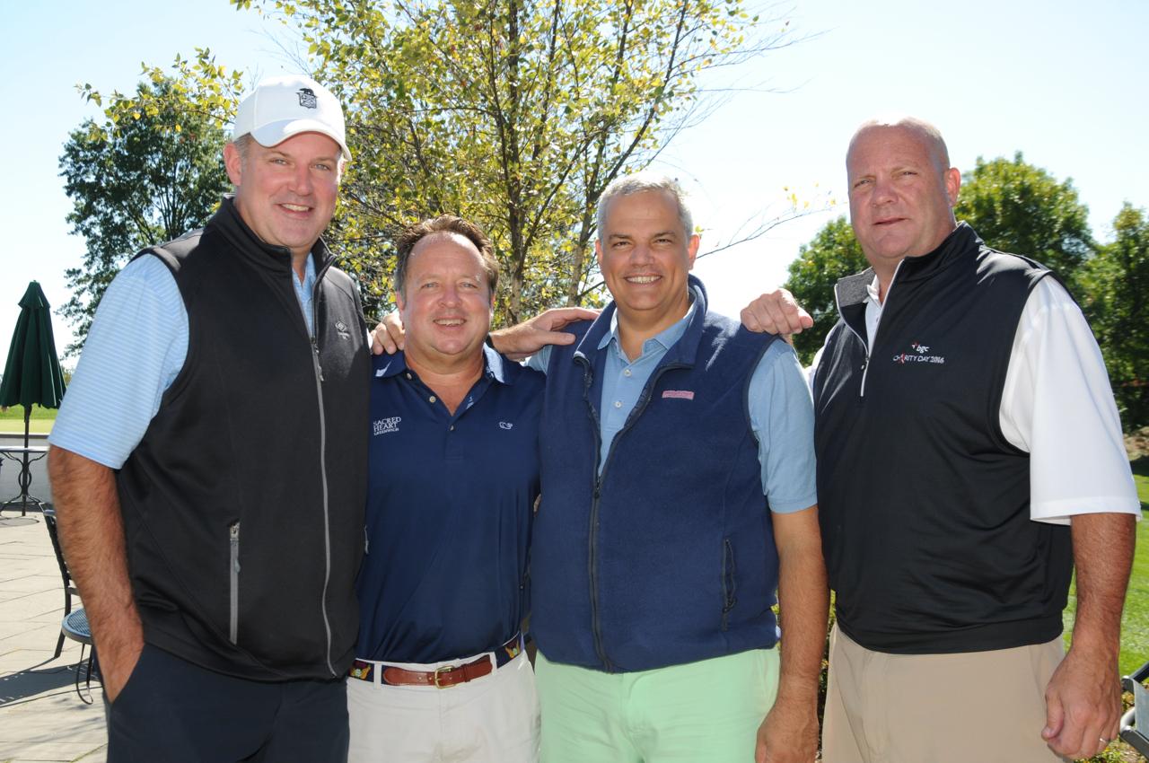 Rich Calacci, Bob Miller, Tim Madigan, John Eckerson