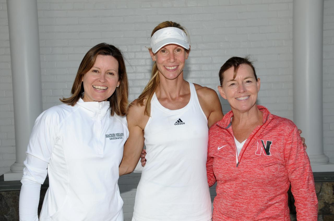 Doreen Griffin, Christine Walker, Susan Carroll