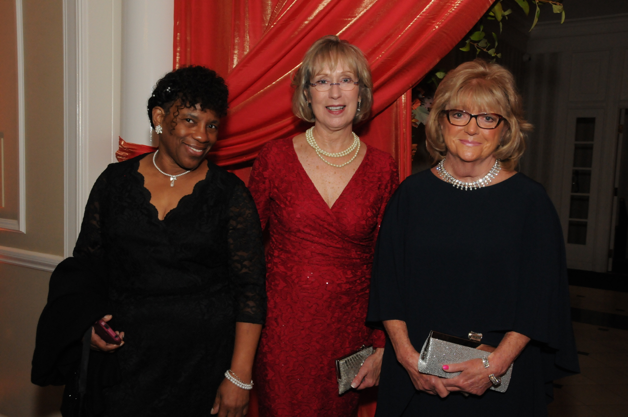 Ruby Taylor, Jane Laudonia, Susie Doherty
