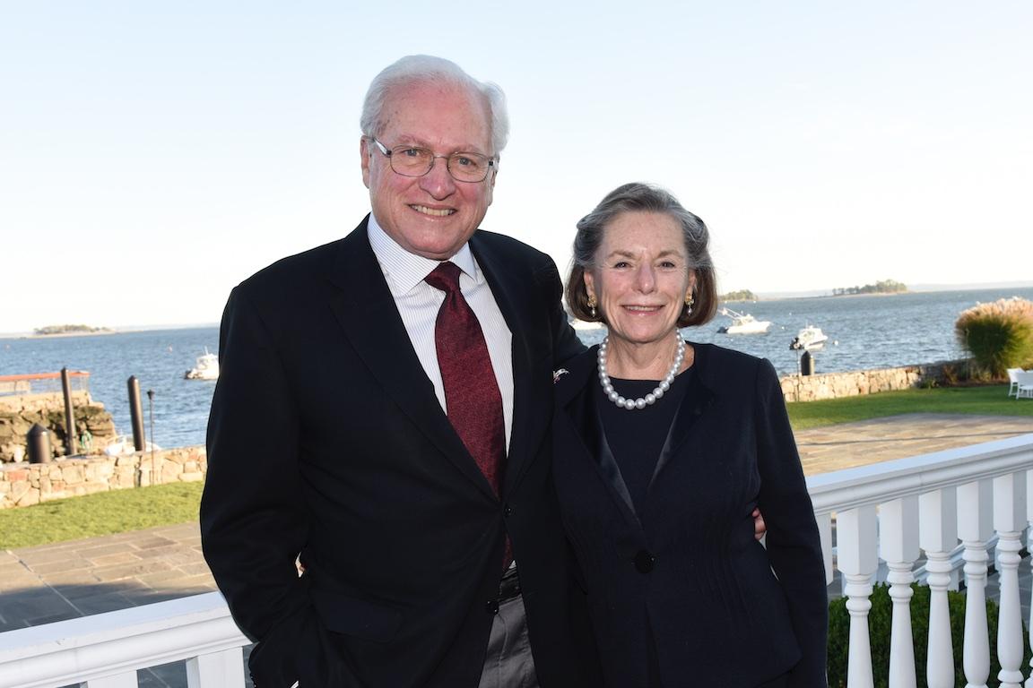 Richard Pasculano and Lynne Pasculano