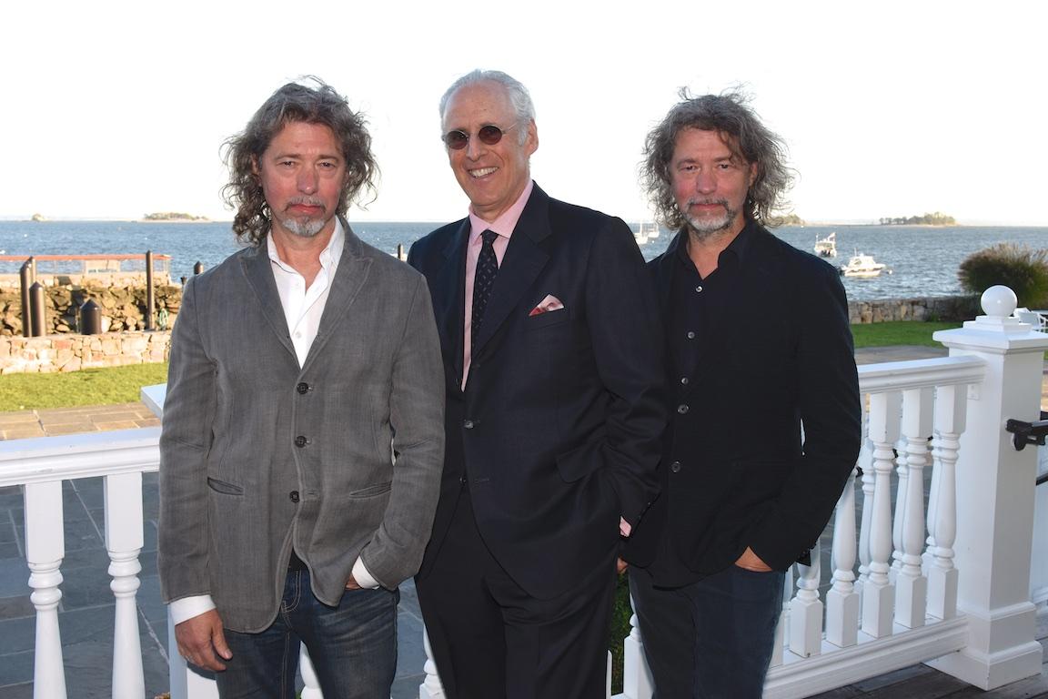 Doug Starn, David Ross, Mike Starn