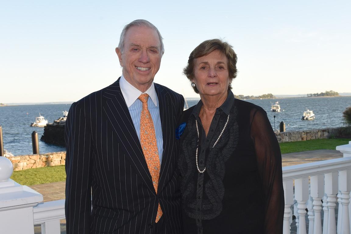 Bob Goergen and Pam Goergen