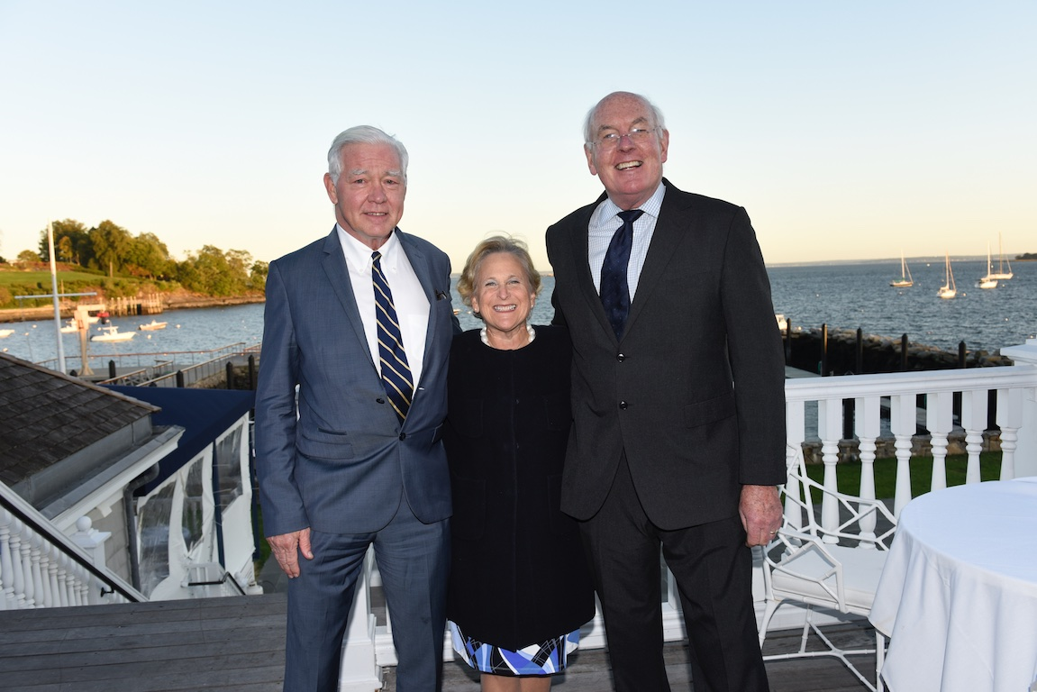 Peter Sutton, Maggie Tucker, Paul Hayes Tucker
