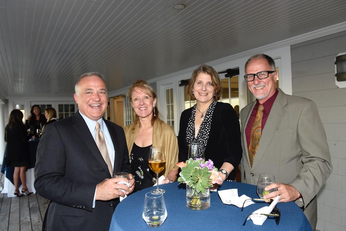 Phil Alexandre, Kirsten Reinhardt, Kathy Reichenbach, Bill Farence