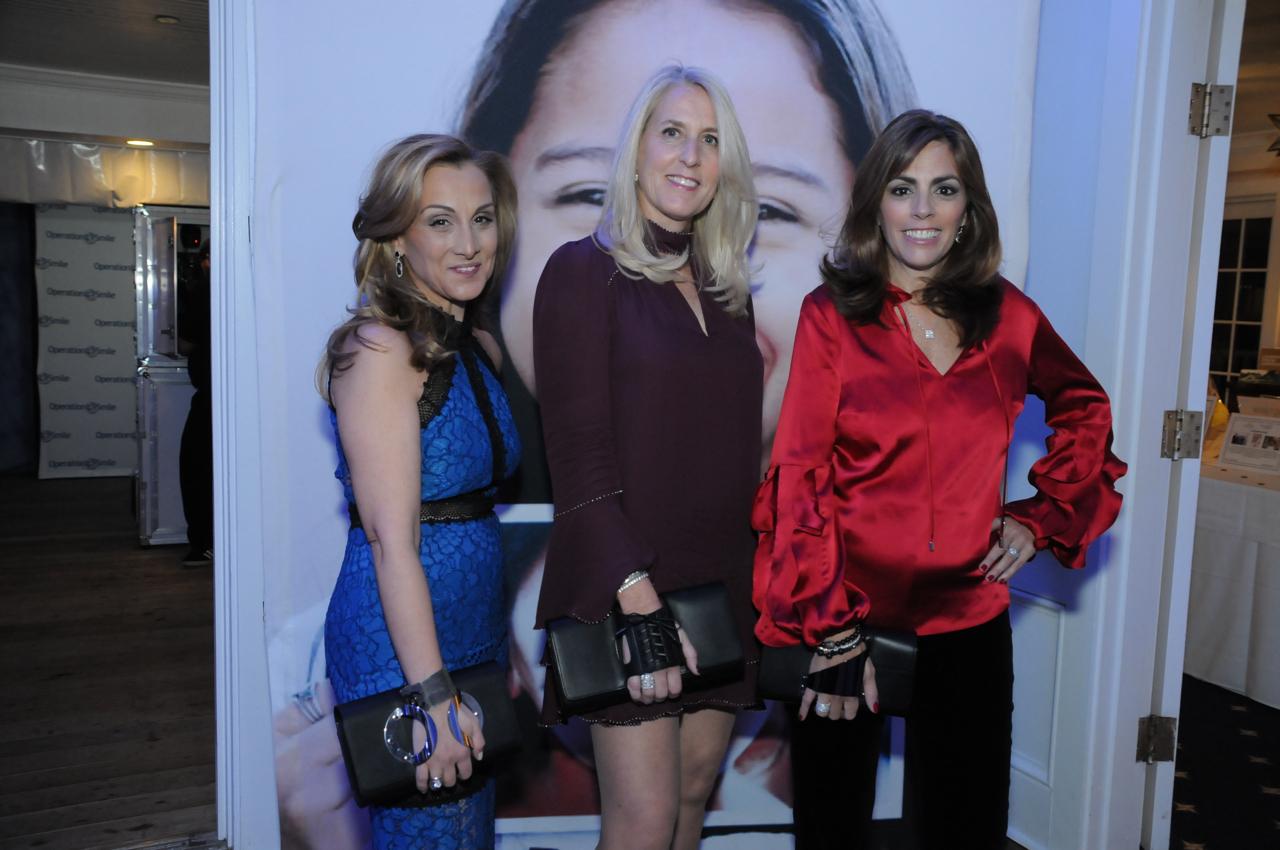 Stacy Zarakiotis, Trisha Dalton, Lisa Lori