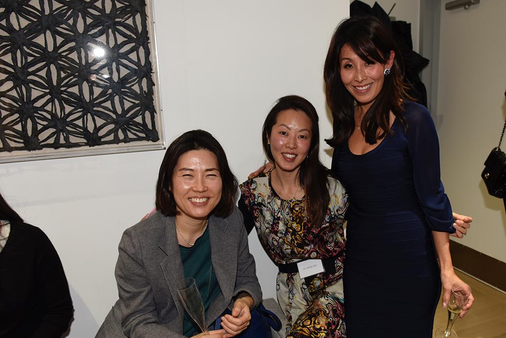 Hyeeun Kwon, Diana Seo, Bina Park