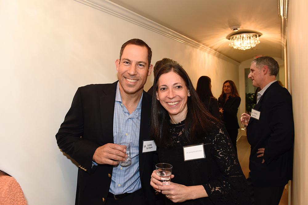 Brad Gilden, Jennifer Epstein