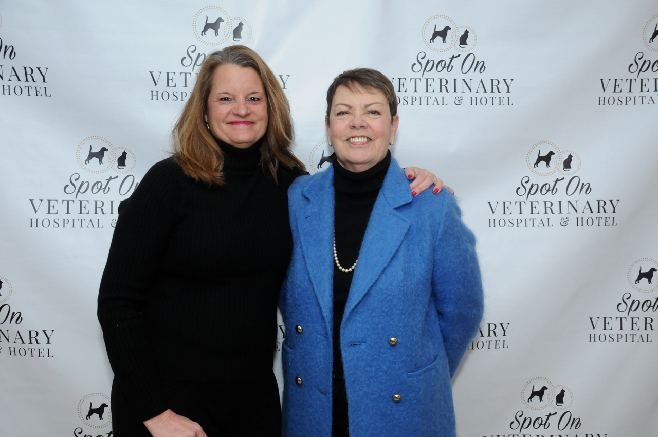 Betsy Campbell, Pat Brennan