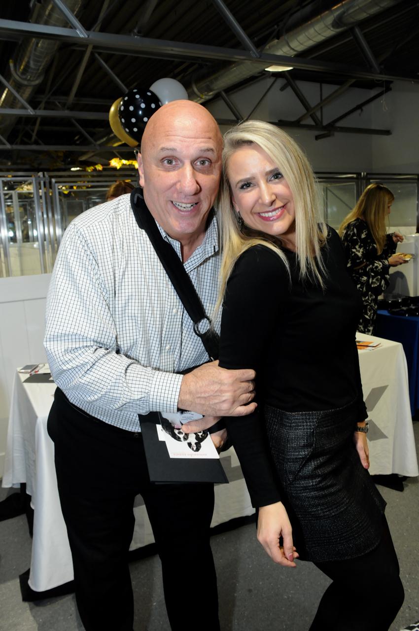 Frank Gaudio, Jessica Del Guercio