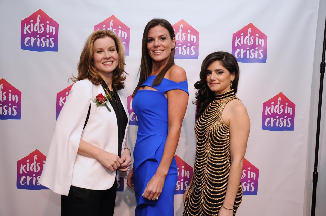 Jodi Applegate Kay, Brooke Bohnsack, Lauren Hagerty