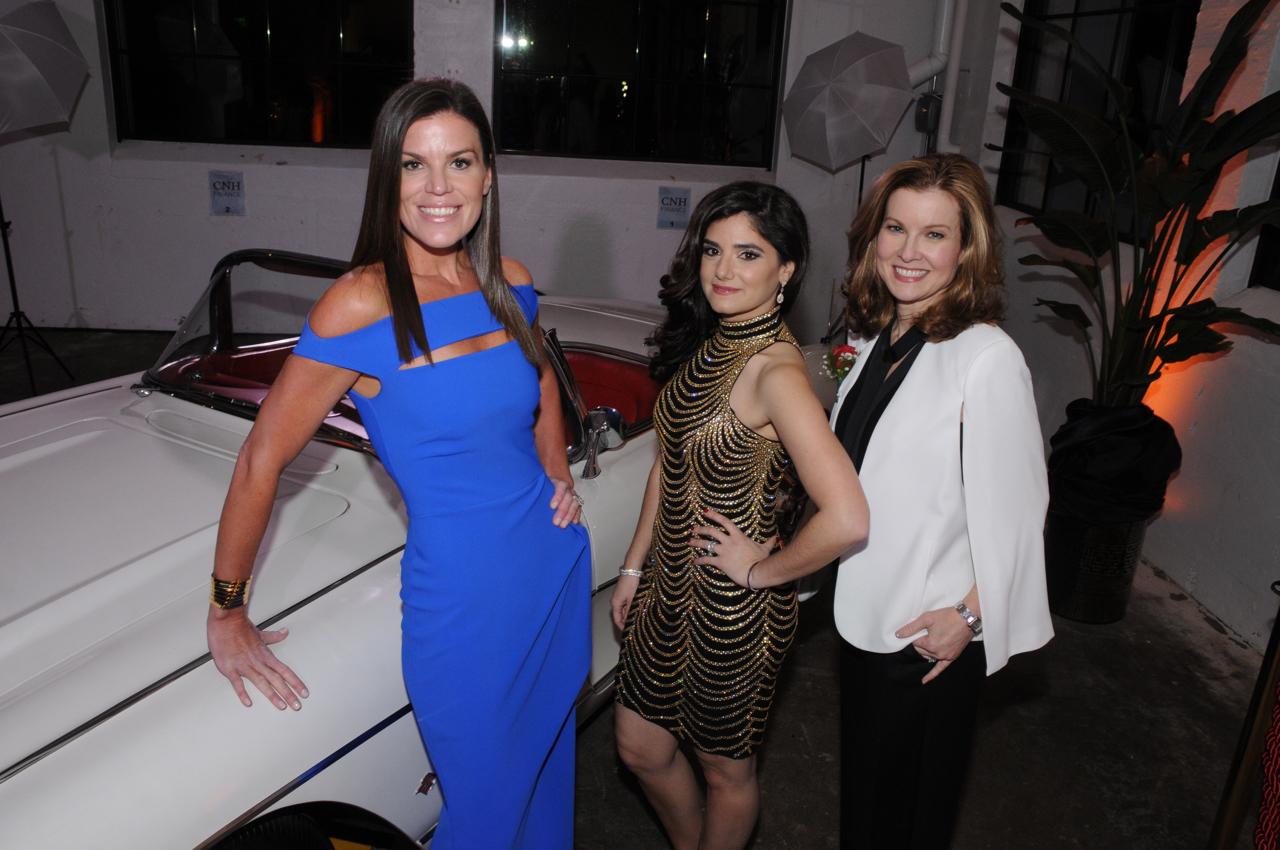 Brooke Bohnsack, Lauren Hagerty, Jodi Applegate Kay