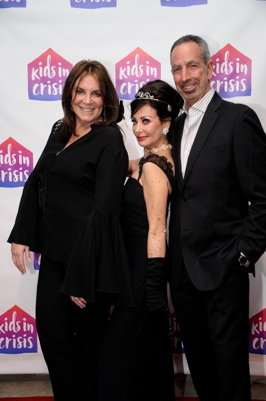 Lesile Mendell, Audrey Hepburn, Jeff Mendell