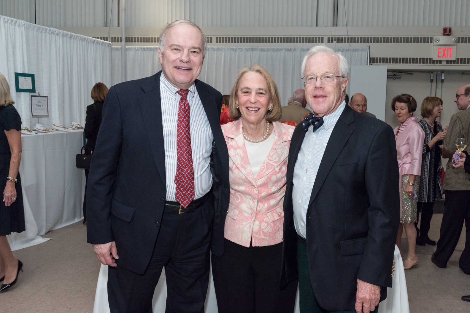 Keith Heard, Gaby Hall, John Nelson