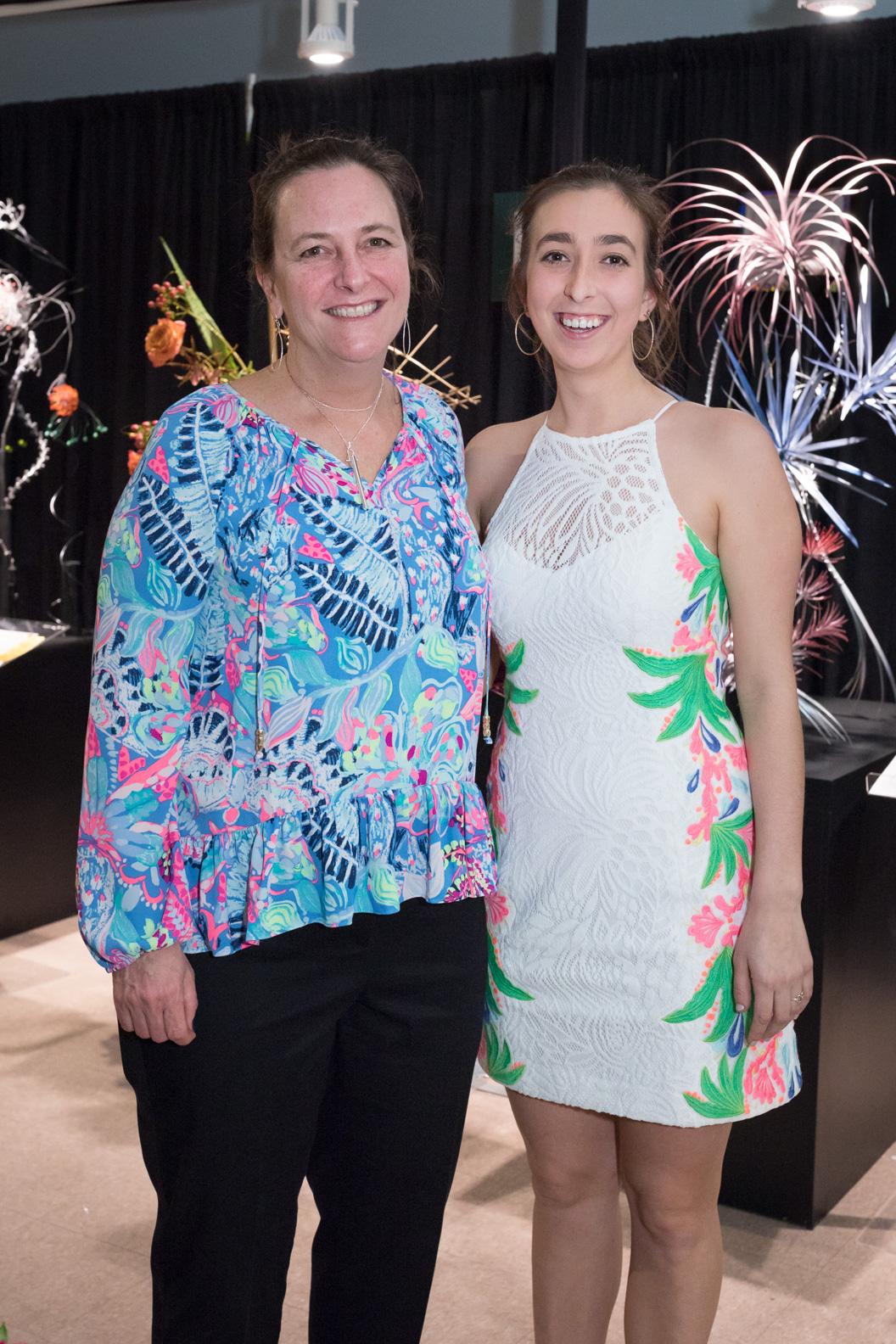 Emily and Sarah Morena