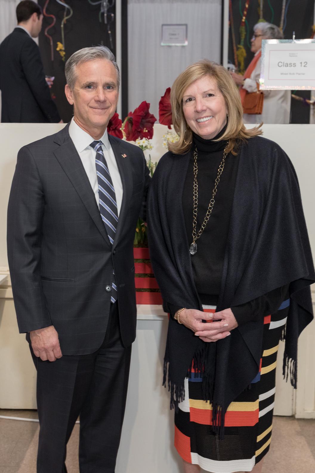 Peter and Sheri Donovan