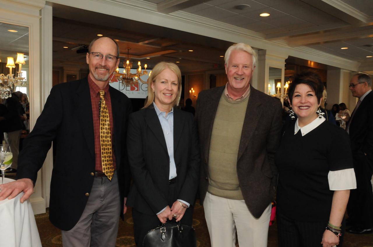 Scott Smith, Meredith Bach, Chris Desloge, Lori Miller