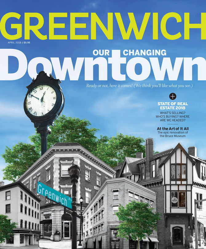 Greenwich Magazine April 2018