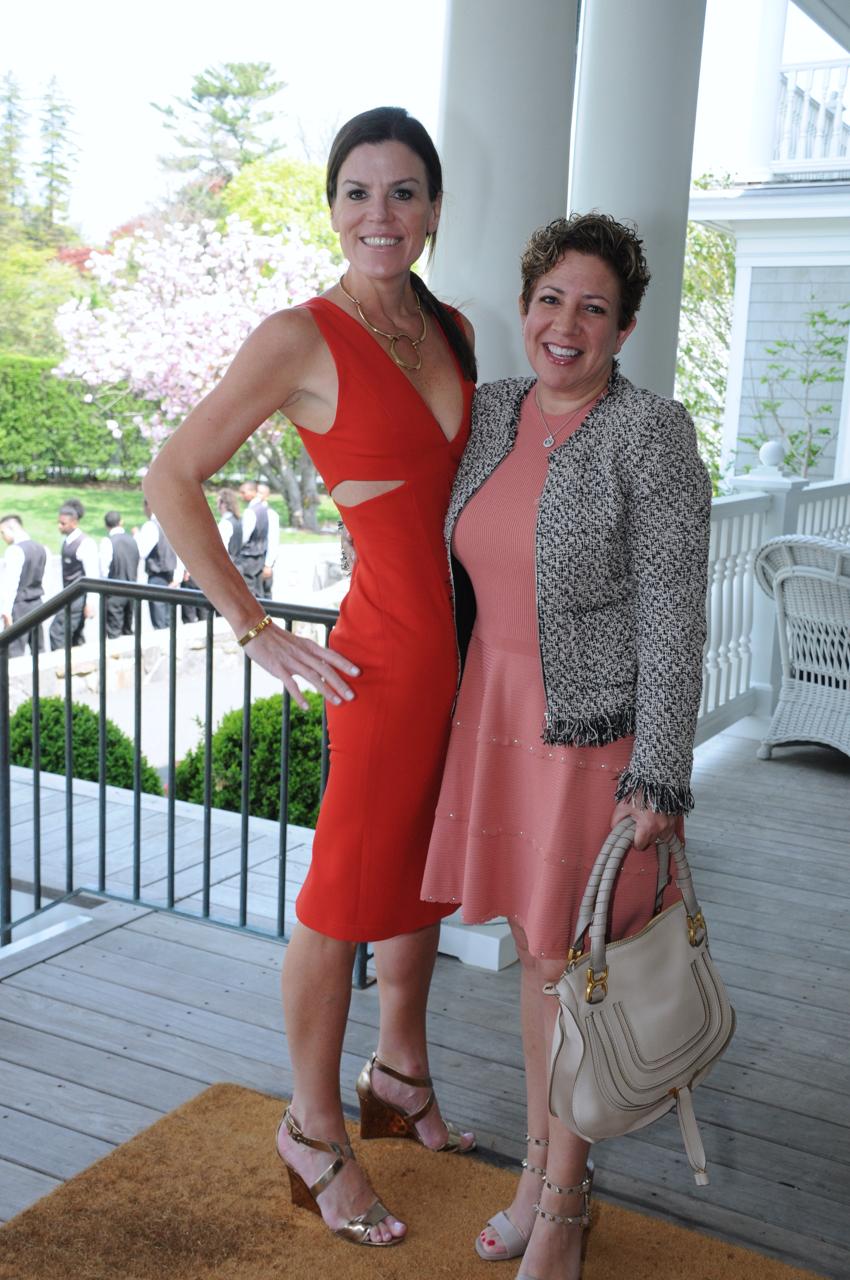 Brooke Bohnsack, Sue Moretti Bodson