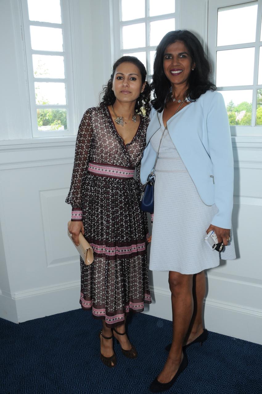 Ipashri Bharti, Meera Gilbert