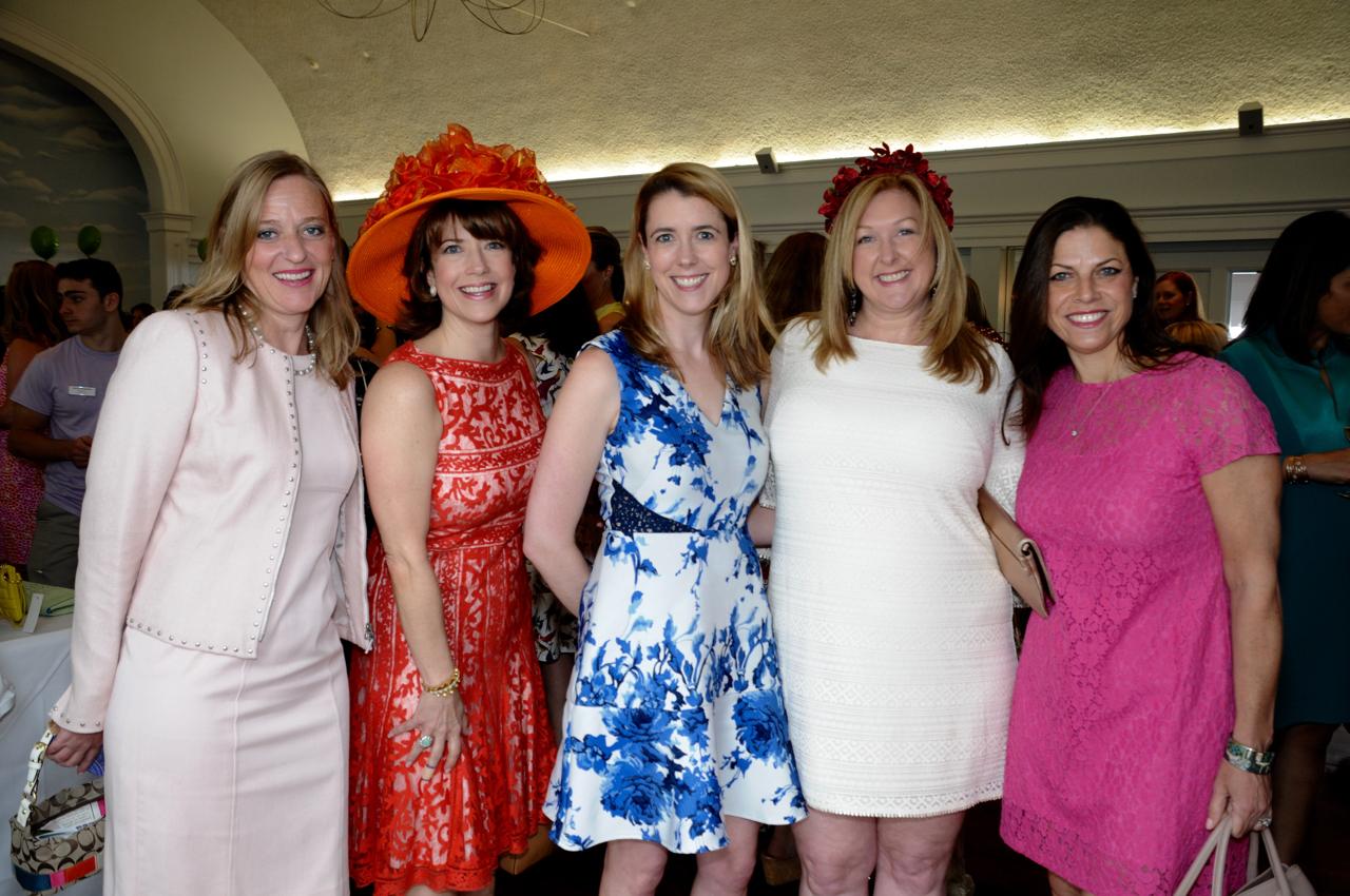Eva–Stina Pehrson, Hilary Watson, Elizabeth Peyton, Beth O'Malley, Alessandra Messineo Long