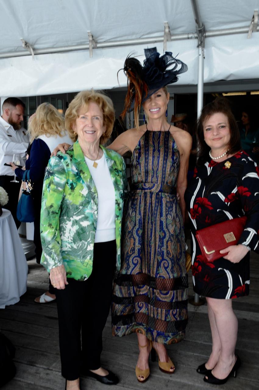 Donna Moffly, Jennifer Gerstel-Ringelstein, Lyn Villency Cohen