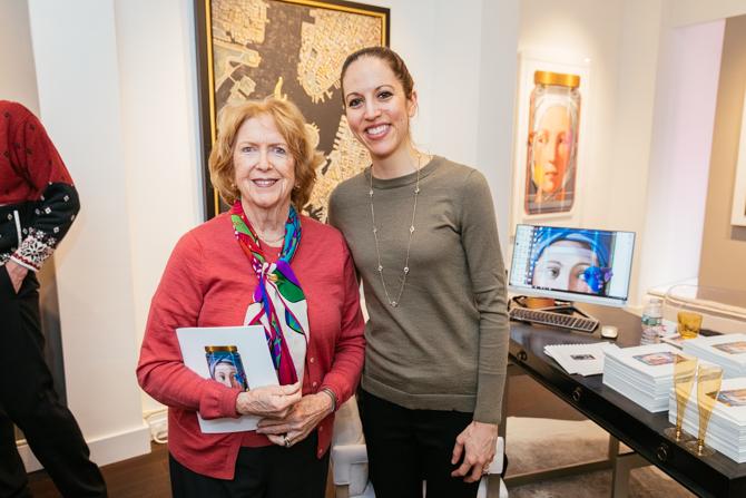 Donna Moffly, Lauren Fetterman