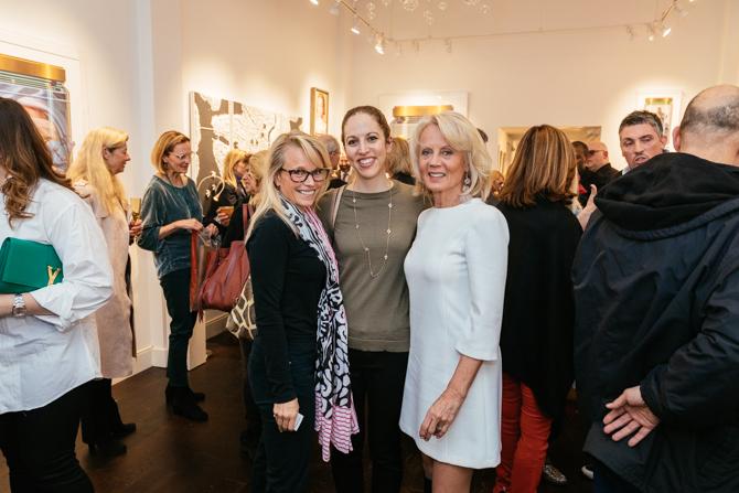 Kelly Coveny, Lauren Fetterman, Gabriela Mays