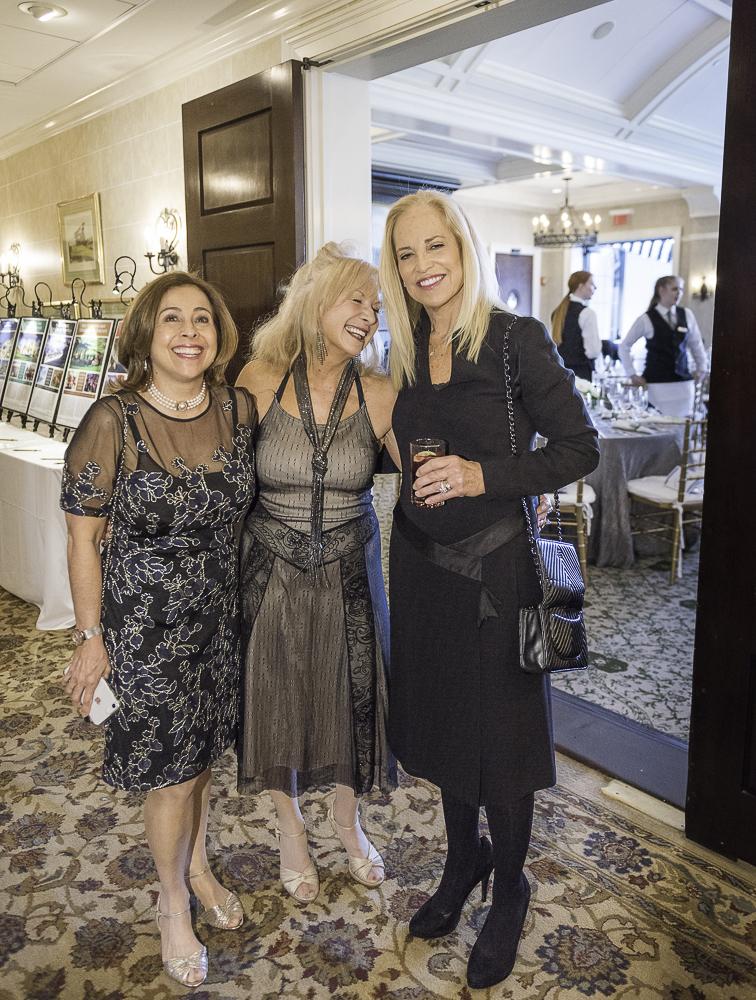 Adriana Ospina, Donna Krausman, Fran Cohen