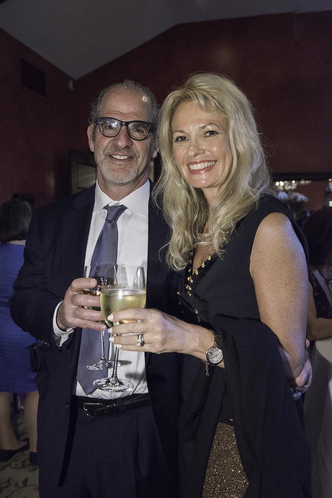 James Shapiro and Cheryl Vitali