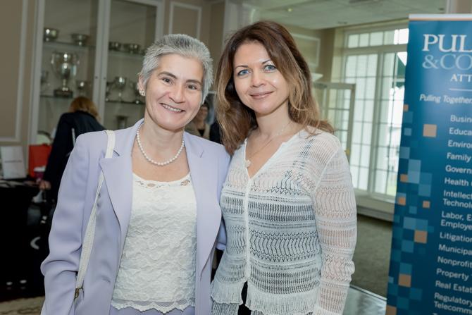 Elena Moffly, Marianna Sarkissova