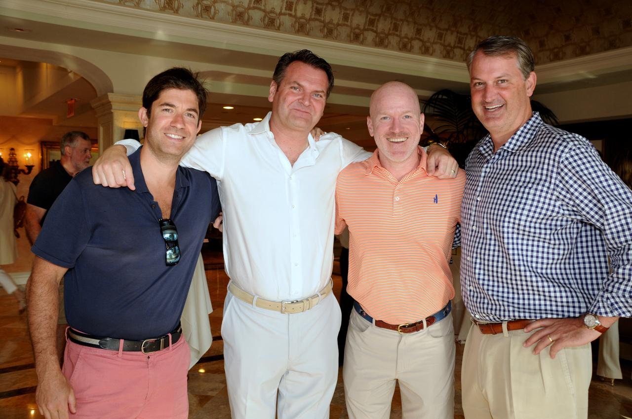 Matt Ney, Todd Trimmer, Kevin Driscoll, Chris Lawrence