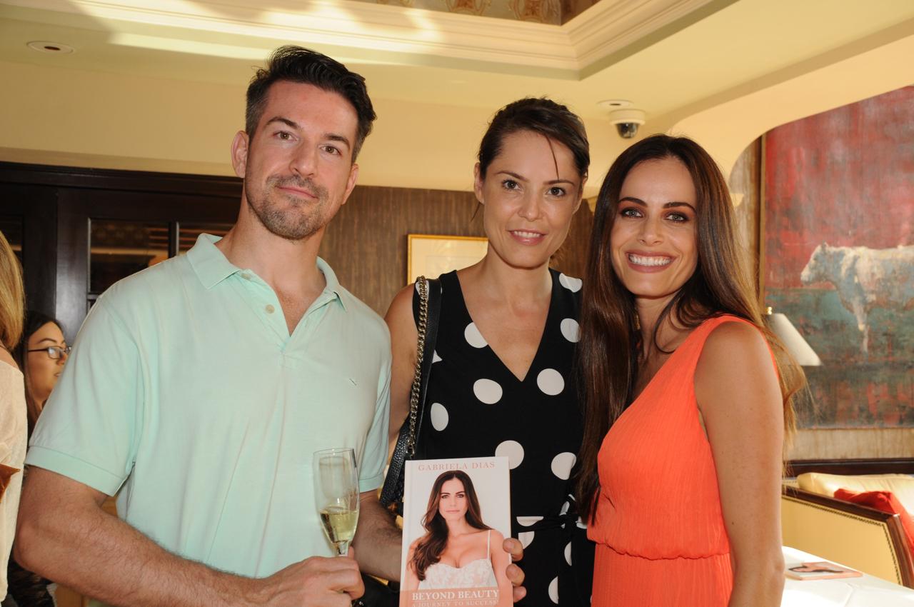 Samuel Artmann, Carla Guilhem, Gabriela Dias