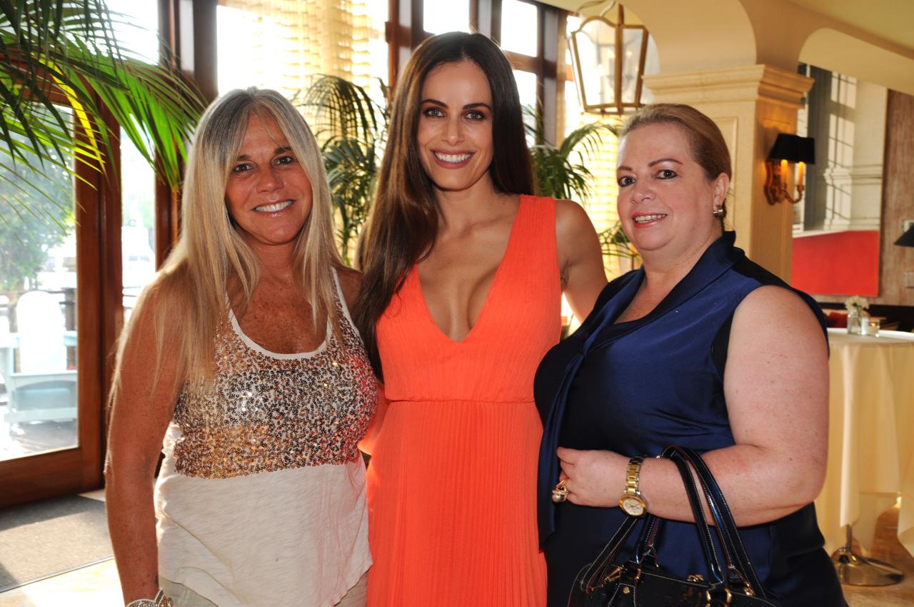 Gabriela Carbonetti, Gabriela Dias, Luz Tamayo