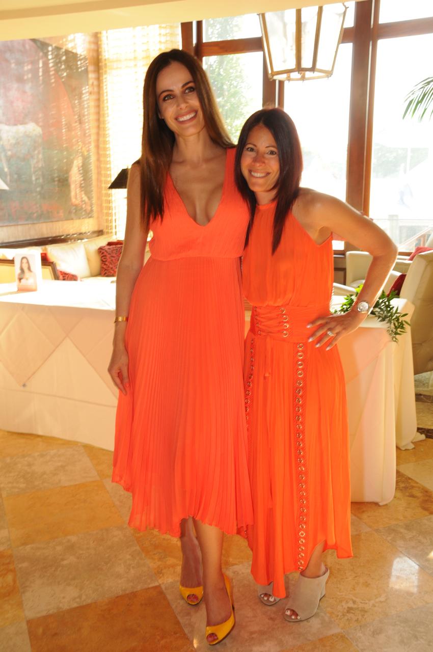 Gabriela Dias, Stacy Danow