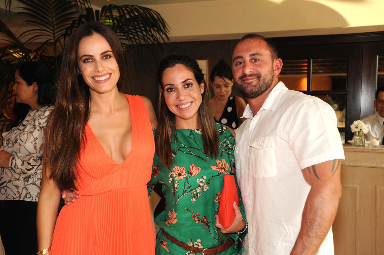 Gabriela Dias, Juliana Pangaio, Paul Suzio