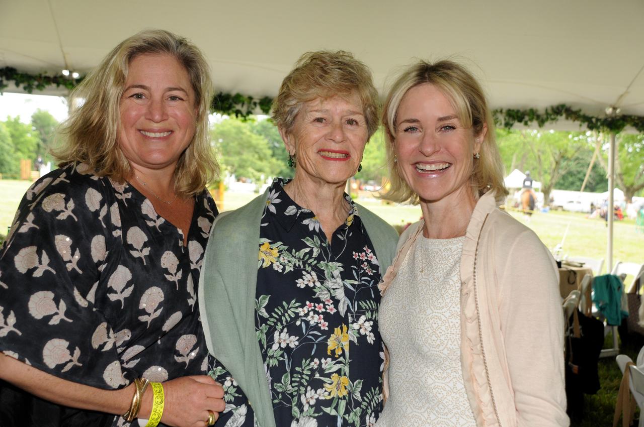 Laura Wack, Polly Marks Weinberg, Jenny Freedman