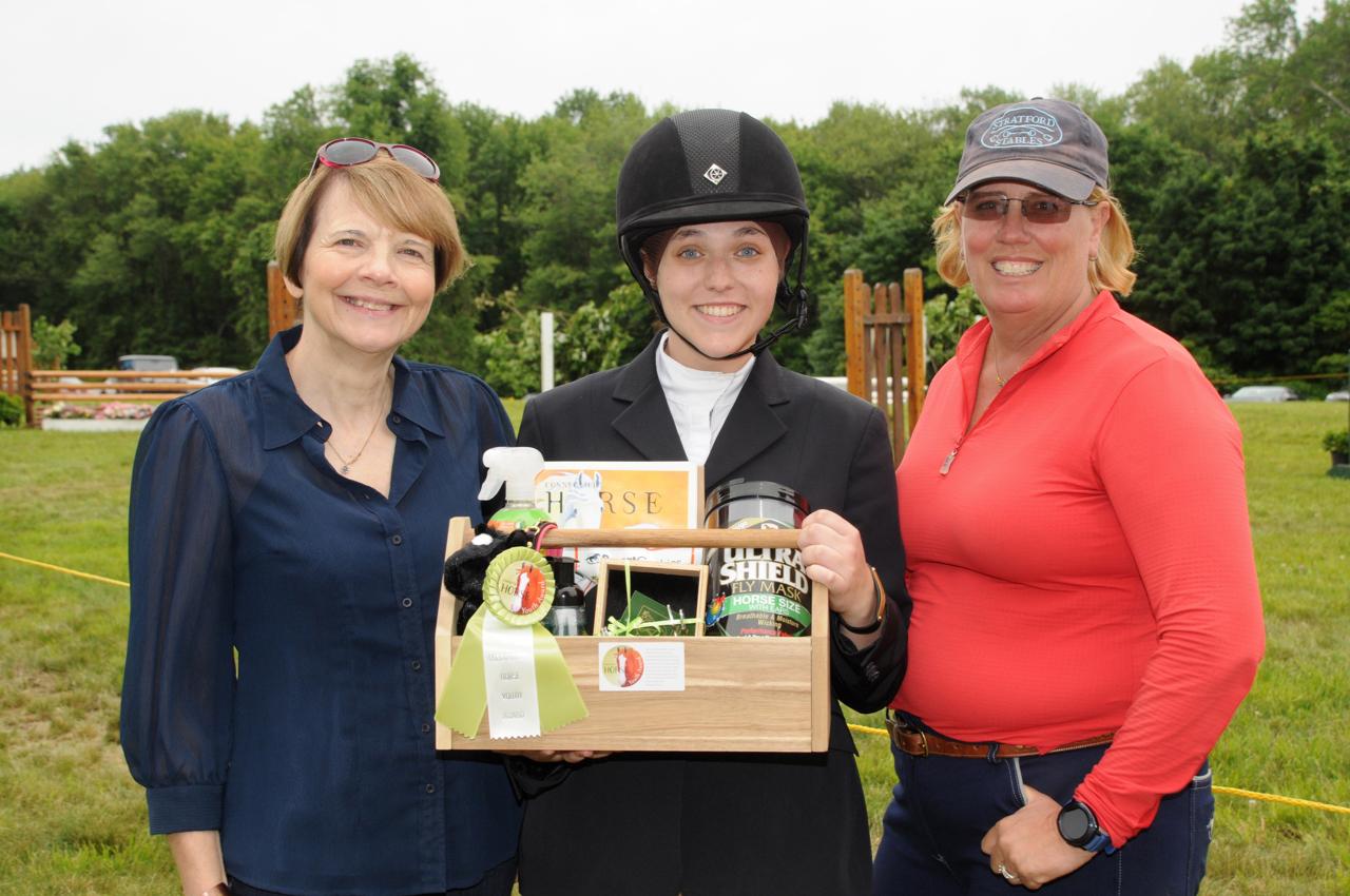 Sally L. Feuerberg, Anna Weiss, Lisa Sherman Quinlin
