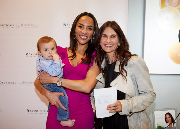 Kim Nichols MD, Alison Barlow, Emily Anne Scalise's Baby LJ