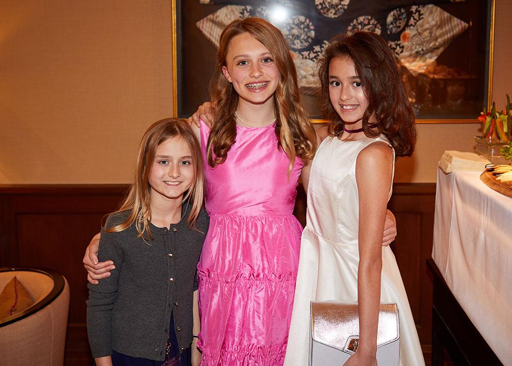 Mia Reyes, Katarina Forstmann, Loulie Reyes