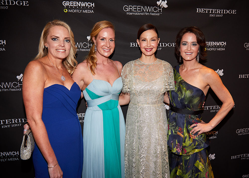 GingerStickel, Colleen deVeer, Ashley Judd, Wendy Wear Stapleton