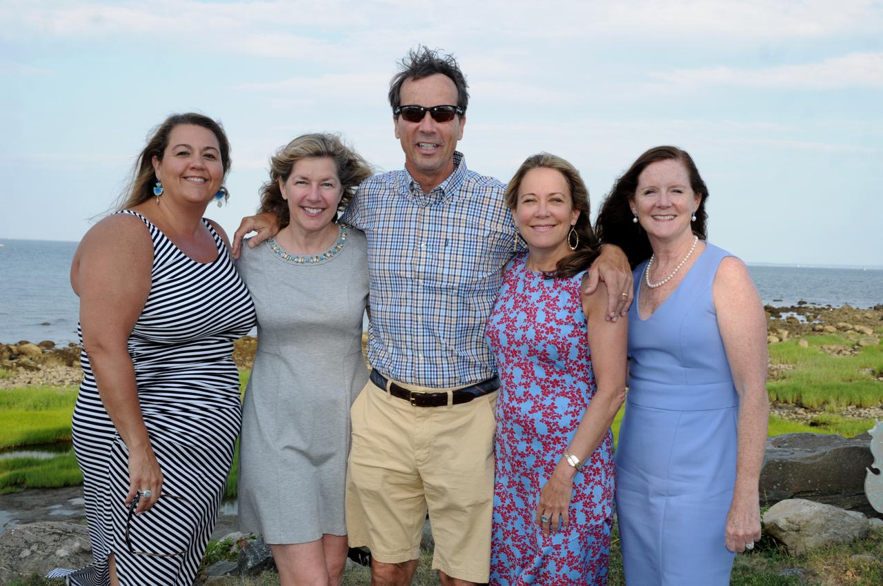 Jackie Budkins, Lauren Rabin, David Rabin, Deborah Hess, Kathy Kriskey