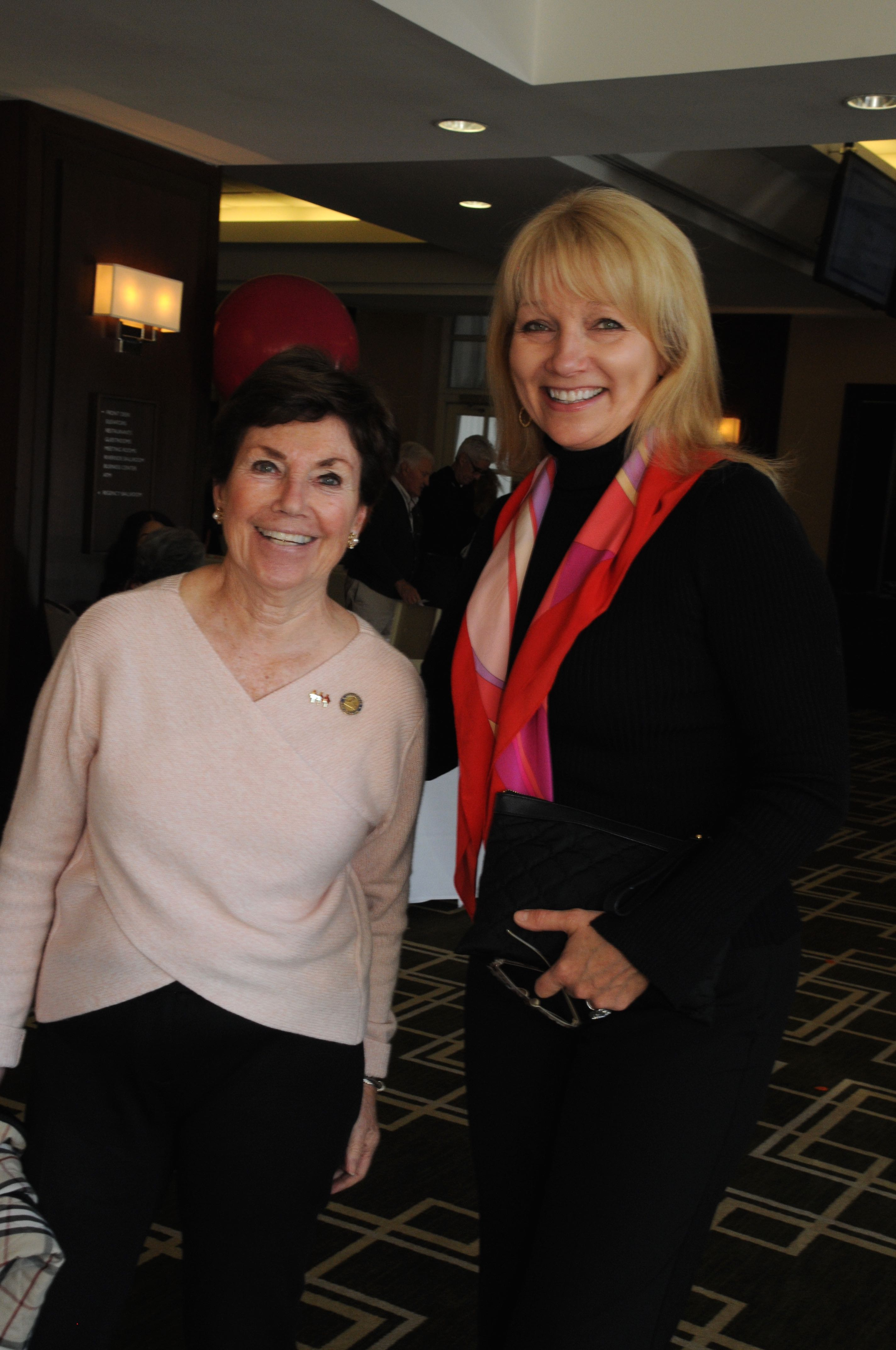 Rep. Livvy Floren, Mary Young