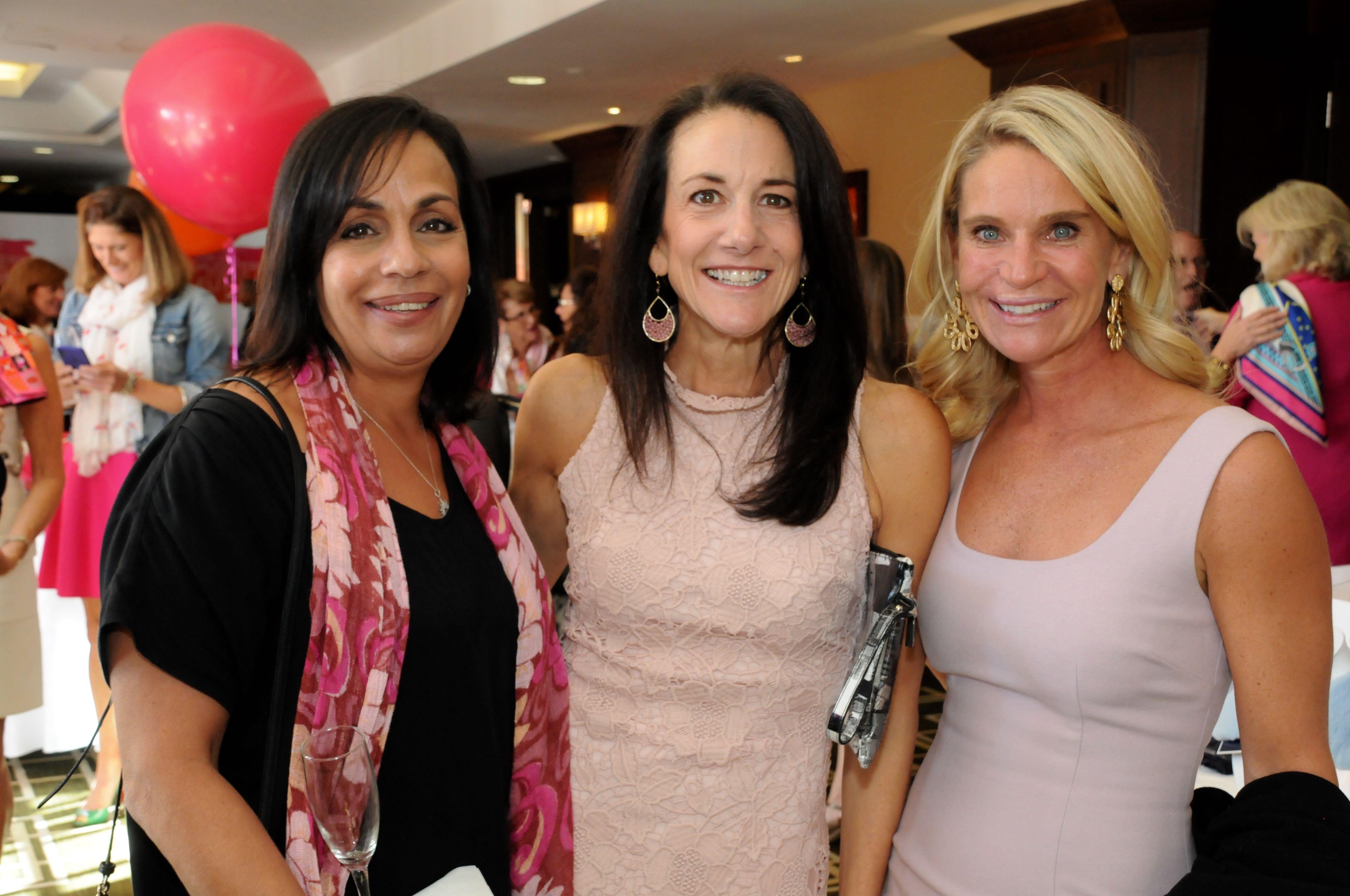 Andrea Massucci, Donna Hajdukiewicz, Catherine Castelli