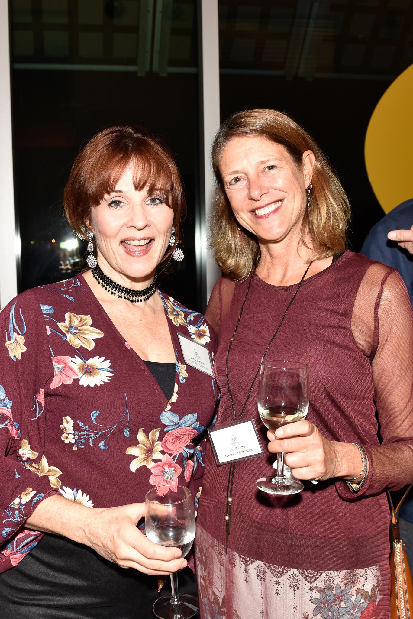 Betsy Benham, Carol Calta