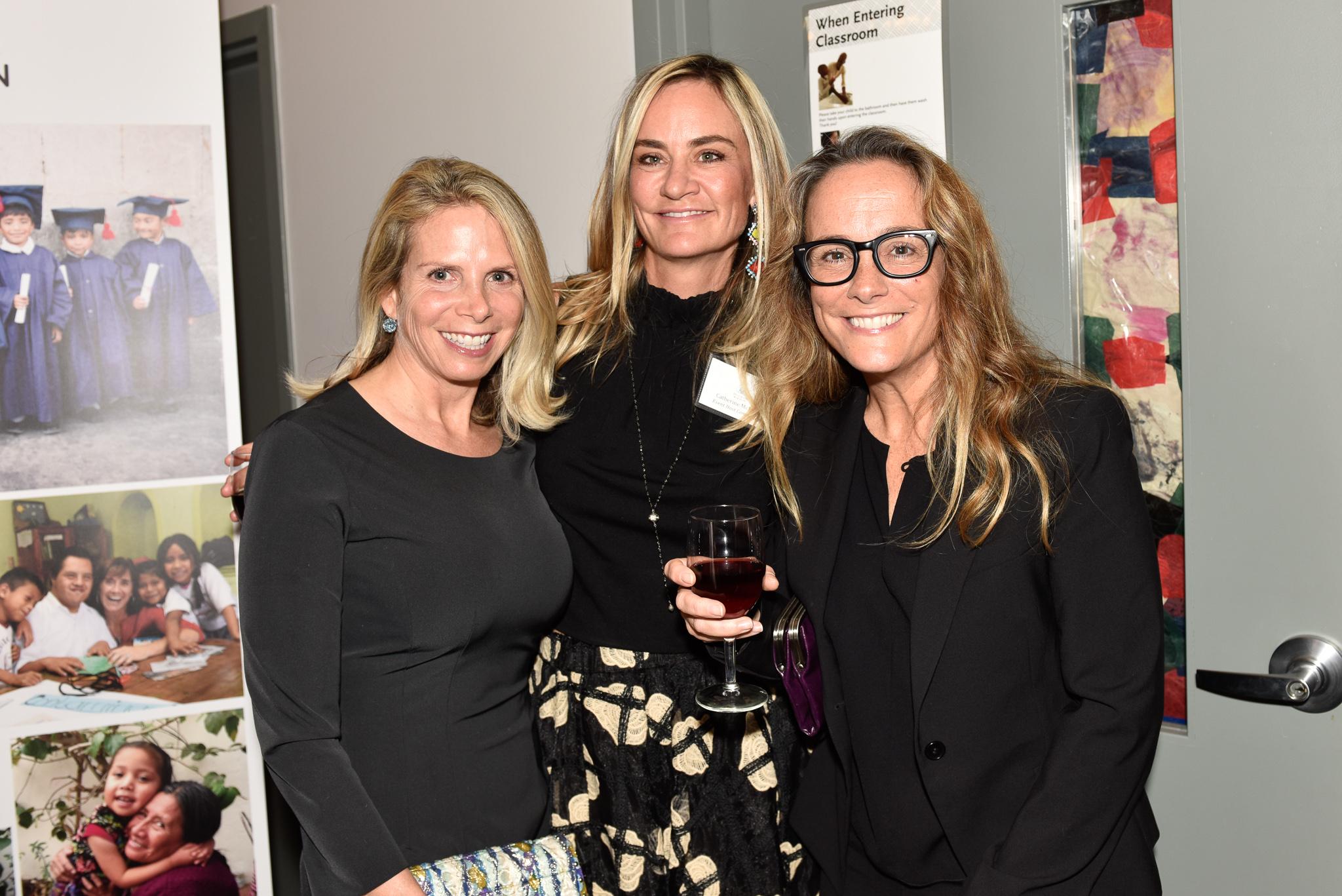 Katie Stein, Catherine McNear, Sarah Marchesi