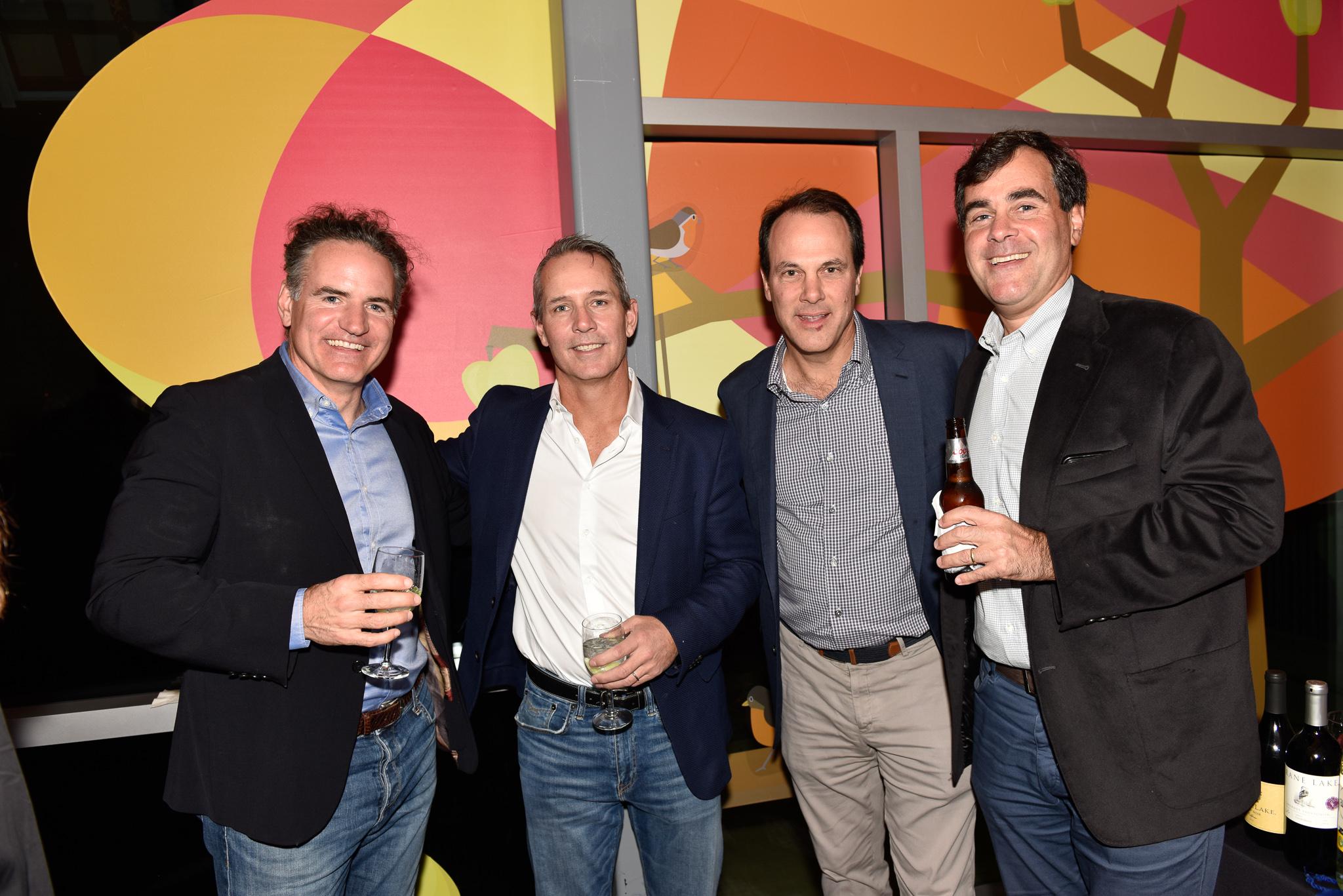 Kevin Callahan, Brad Elders, Ward Glassmeyer, Mitch Truit