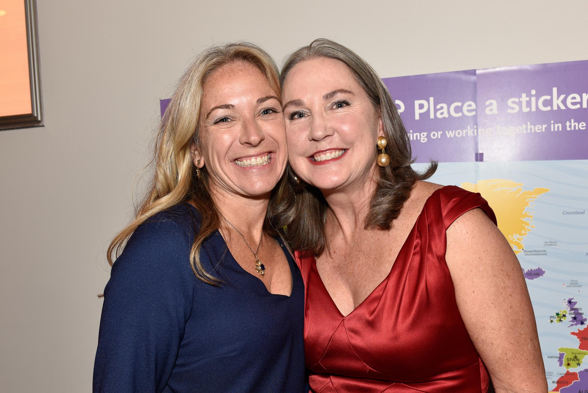 Laurie Swenson, Tara Whalen