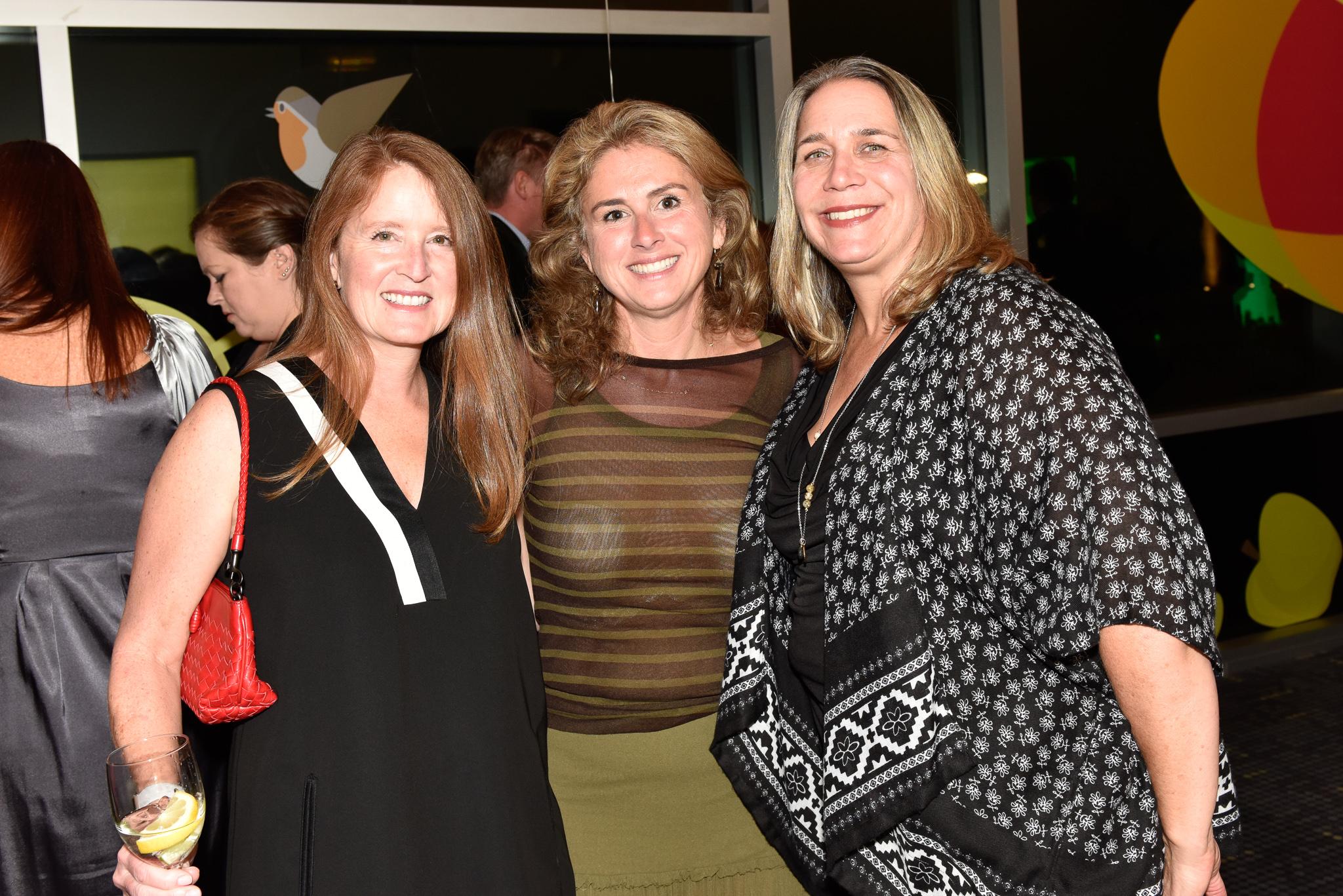 Grace Oppenhimer, Vanessa Frosini, Kerry Gilbertson